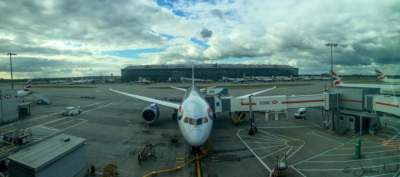 Avion British Airways - Londres Heathrow