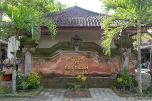 Goa Gajah - entrée
