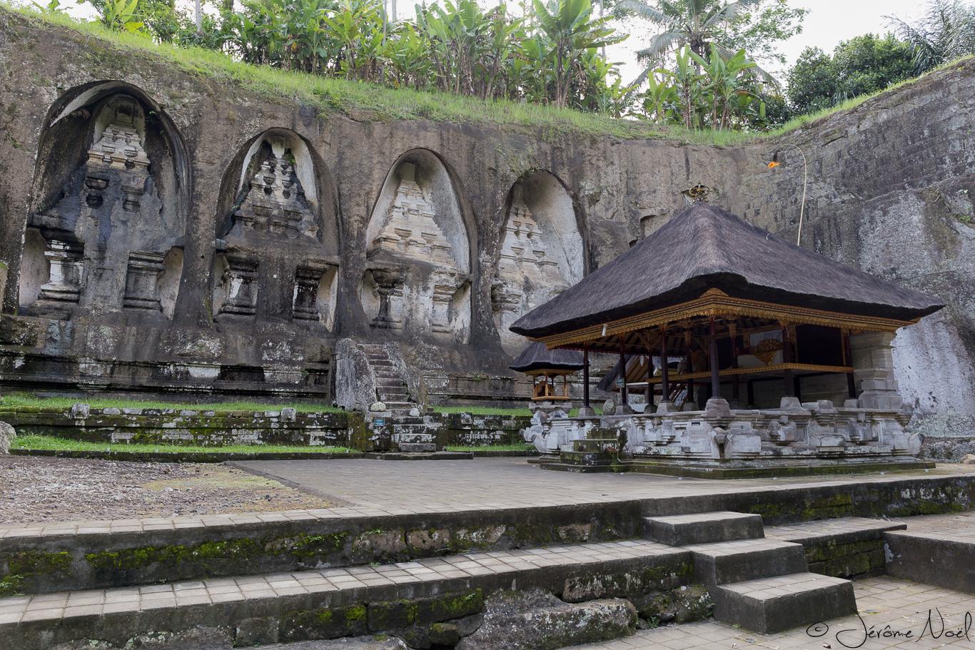 Gunung Kawi : les femmes