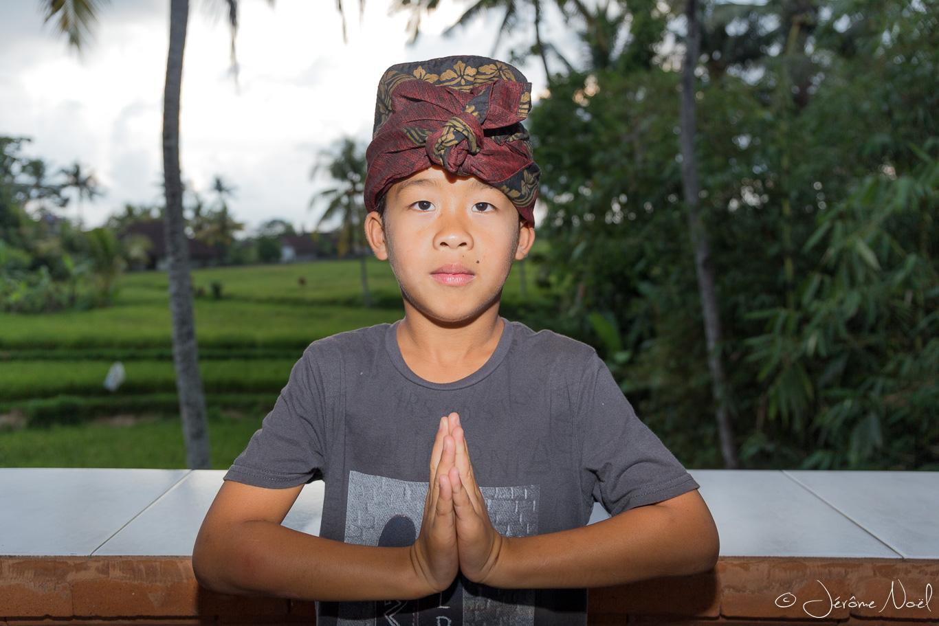 Luka en Balinais