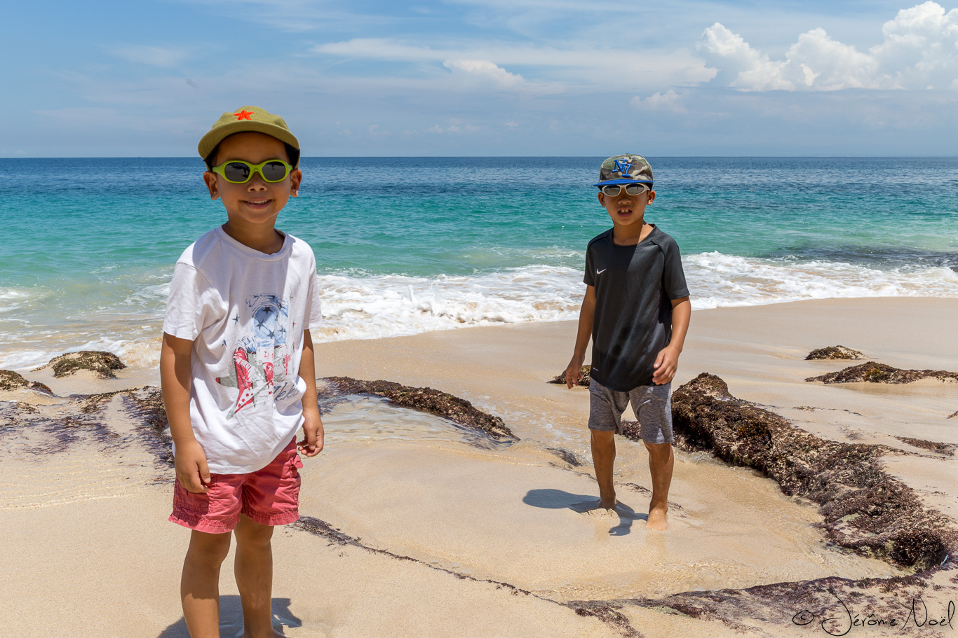 Pantai Tegal Wangi - Thomas & Luka