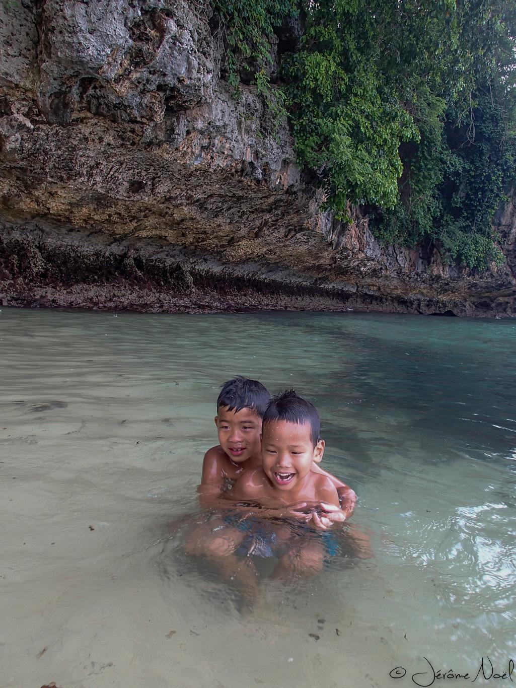 Plage Padang Padang - complices