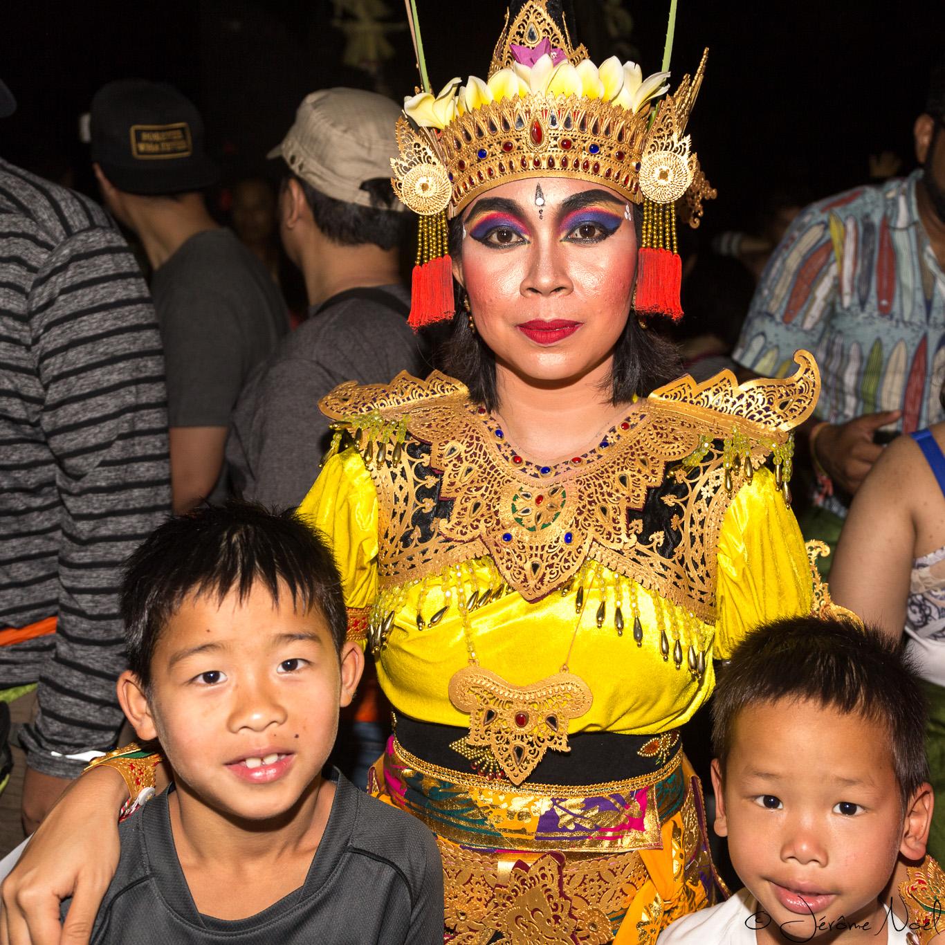 Sita et les enfants