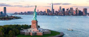 Statue de la liberté & Financial District