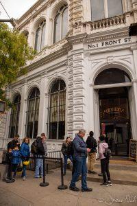 Devant Grimaldi's Pizzeria - N°1 Front Street