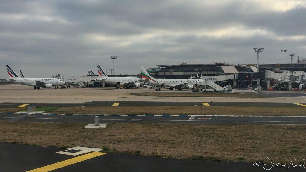 Aéroport Roissy Charles de Gaulle, c'est bel et bien fini ...