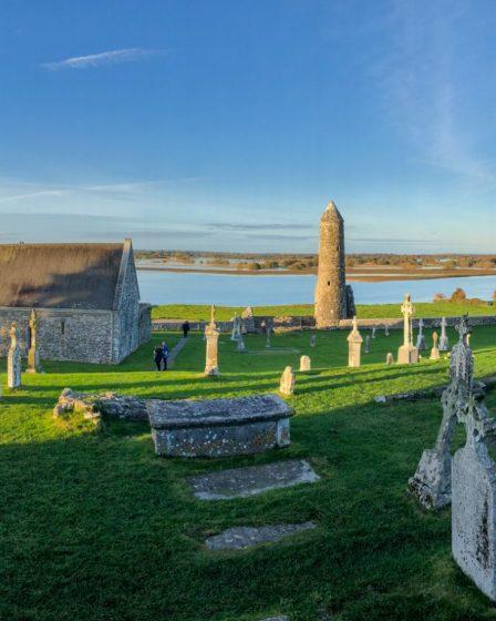Monastère de Clonmacnoise